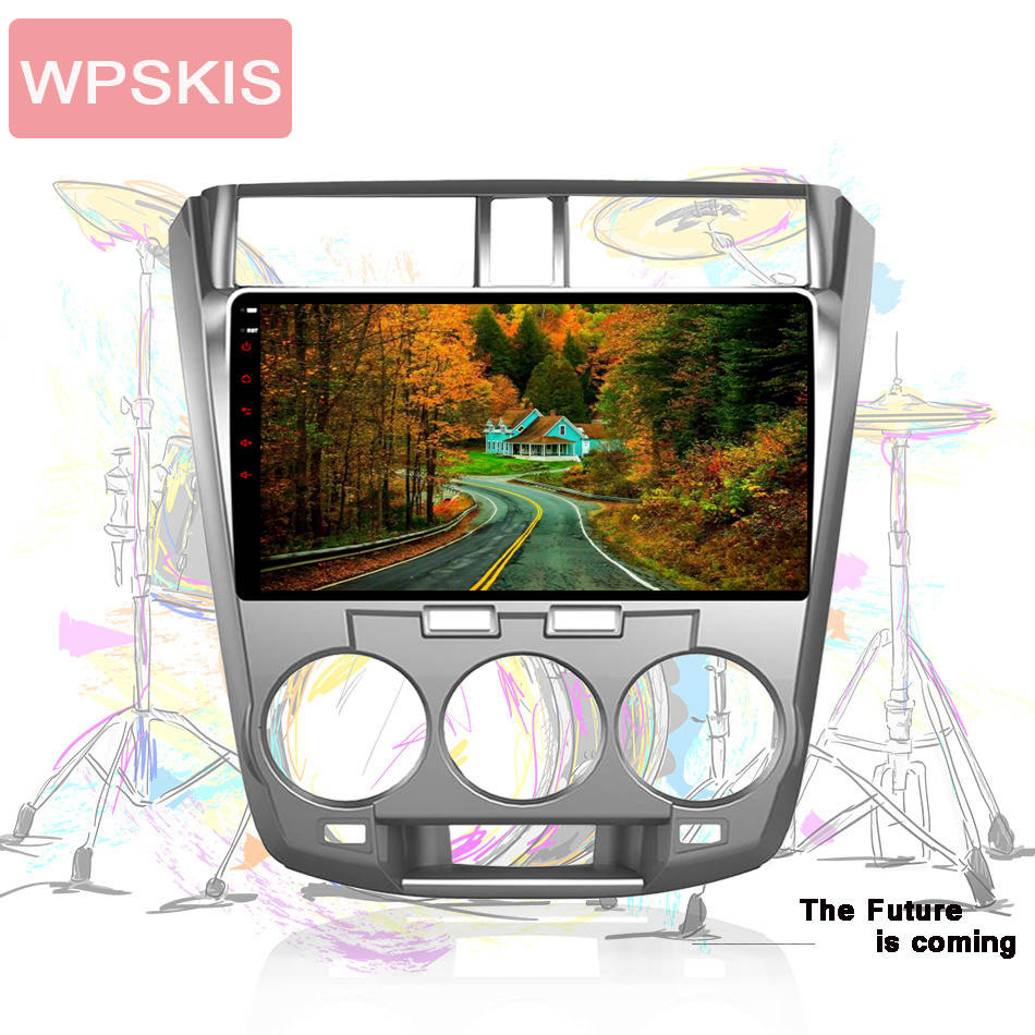 8 Core Android 9 0 10 1 Autoradio tape pc tablet music video player For Honda