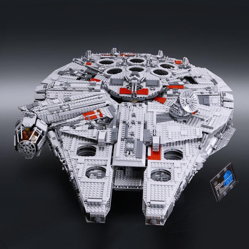 05033 Star Series de la guerra 5265 piezas último colector destructor estelar de la nave de bloques de construcción ladrillos Compatible con 10179 chico Juguetes-in Bloques from Juguetes y pasatiempos    1