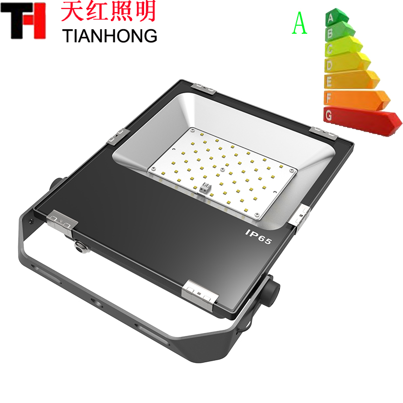 50W led flood lights outdoor spot lights flood lamp garden light reflector led foco exterior