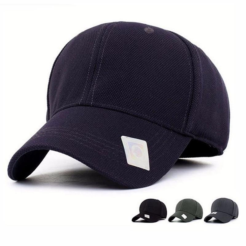 VORON Spandex Flexfit Fitted   Baseball     Cap   bone Casual Full Closed Sport Snapback   Caps   Men Women Sunscreen Casquette   cap   Hats