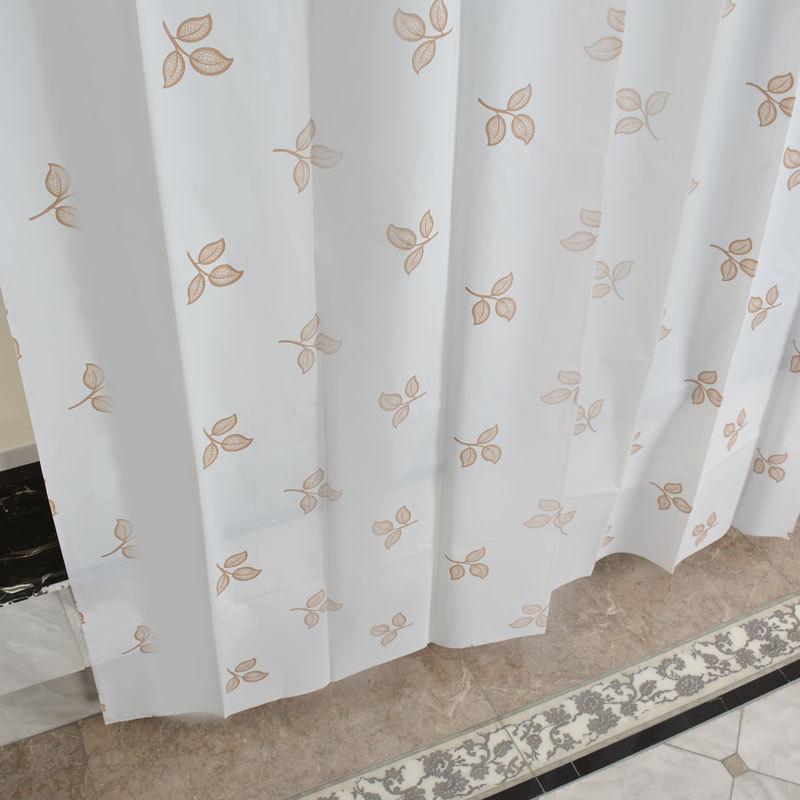 Hochwertige Duschvorhang wasserdicht und Mehltau Schatten einfache - Haushaltswaren - Foto 4