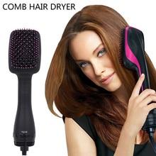 Free Shipping Hair Brush Fast Hair Straightener Comb hair Electric brush comb Irons Auto Straight Hair Comb brush