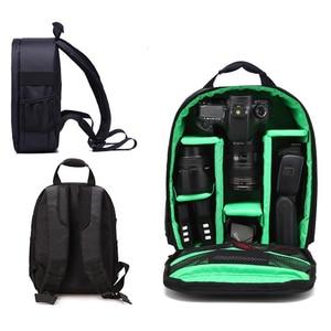 Image 3 - Bolsa para cámara Digital Dslr, impermeable, a prueba de golpes, transpirable, mochila para cámara Nikon, Canon, Sony, pequeña