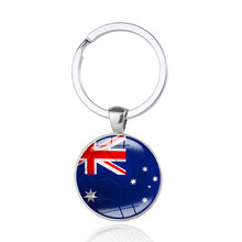 32 Countries Football Keychains