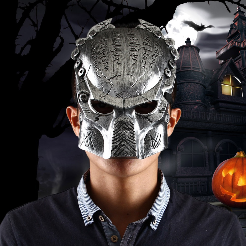 Online Shop Cool Predator Mask for Halloween Masquerade Cosplay ...