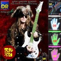 DR Strings Neon Hi Def K3 Coated Lite Electric Guitar Strings 09 42