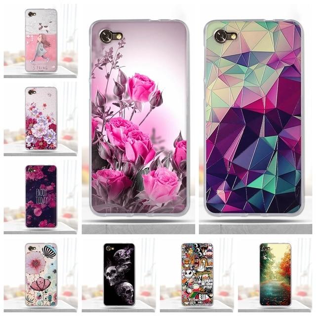 Cute funda For Alcatel A5 LED Case Cover 3D Soft TPU Silicon Phone Case for Alcatel A5 LED 5.2inches Cover Case Phone Case Coque