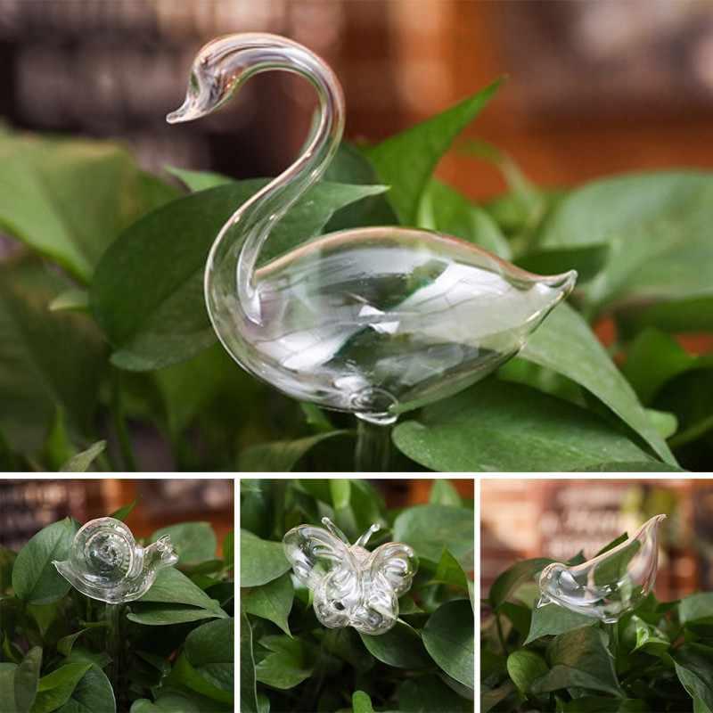 النباتات الذاتي سقي جهاز التلقائي أصيص أزهار الحديقة الساقي أداة لجميع زهرة الأواني بالتنقيط الكرتون داخلي آلة رش العشب