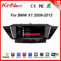 Kirinavi Android 4.4.4 car dvd player gps navigation system for bmw x1 e84 2009 2013 touch screen radio car multimedia wifi 3g