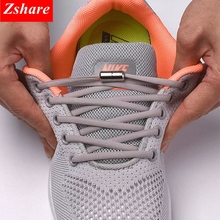 1Pair No tie Shoelaces Round Elastic Shoe Laces For Kids and Adult Sneakers Shoelace Quick Lazy Laces 21 Color Shoestrings cheap SMATLELF CN(Origin) Solid Elastic Locking Shoelaces Nylon 19 colors about105cm