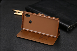 Image 5 - Кожаный чехол бумажник AZNS для xiaomi Mi MAX 3 max3 max 3 Mi Max3 Pro 3pro, кожаный чехол книжка высокого качества