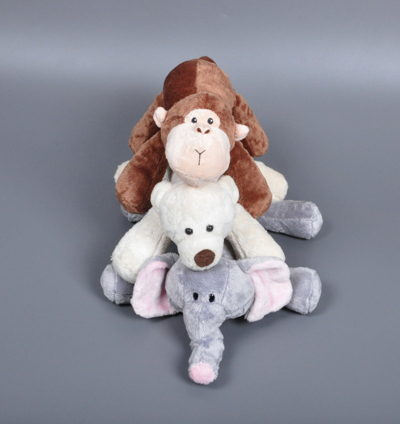 British Aristocrat appease plush <font><b>toy</b></font> Cartoon Bear monkey elephant stuffed doll <font><b>mamas</b></font> <font><b>papas</b></font> baby <font><b>toy</b></font> kids appease doll Pet shop image