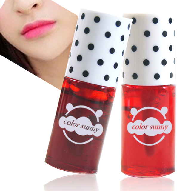 pro waterproof Multifunction Lip Tint Dyeing Liquid Lipgloss  Blusher Waterproof Lip Gloss Makeup Beauty Cosmetics for mouth Lip
