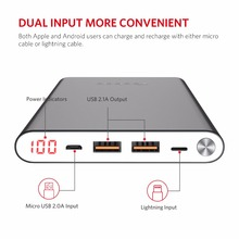 Digital 20000mAh Power Bank