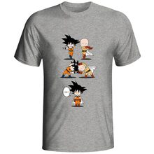 One Punch T-shirt Dragon Ball Crossover
