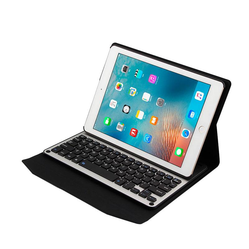 Magnetic Bluetooth Smart Keyboard Cover Case Slim Ultra-thin Leather for iPad Pro 9.7 inch Portable