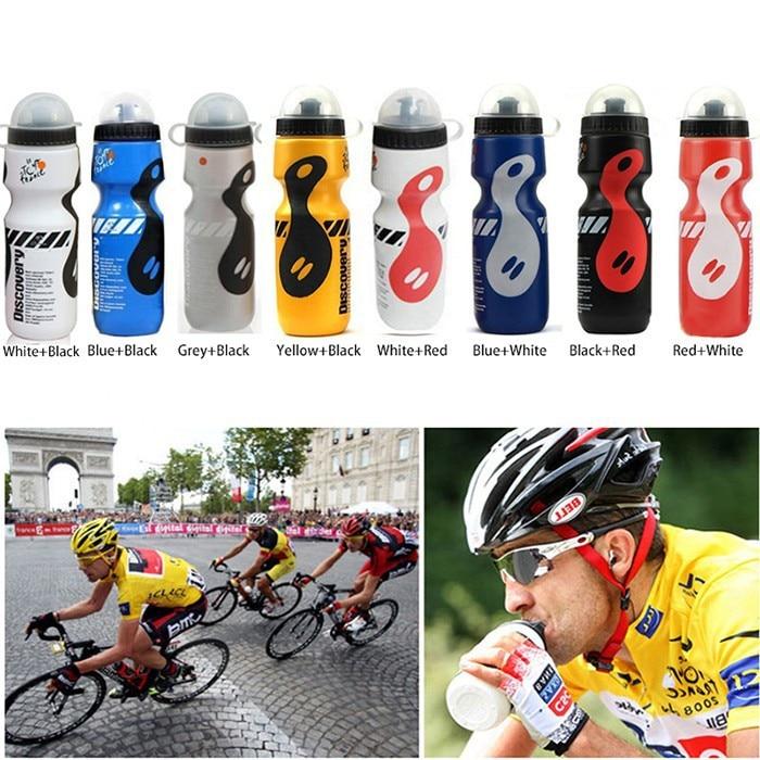 Portable Plastic Outdoor 650ml Mountain Bike Bicycle font b Cycling b font Sports Water font b