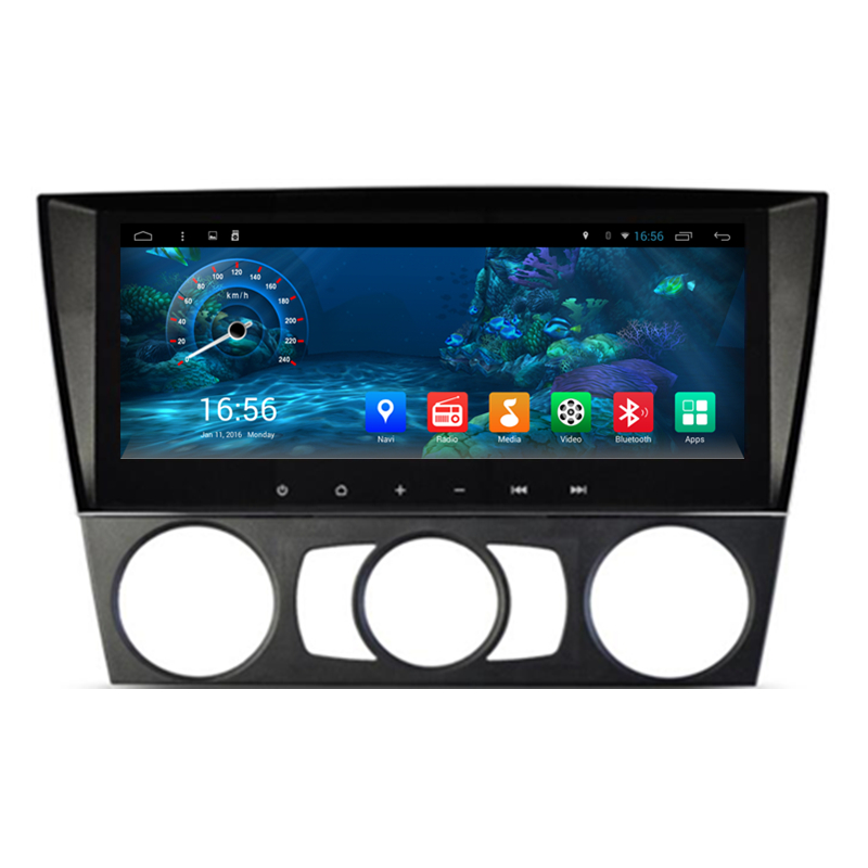 8.8 Android Car Stereo Audio Head Unit Autoradio Sat Nav for BMW 3 Series E90 E91 E92 E93 2007 2008 2009 2010 2011 2015