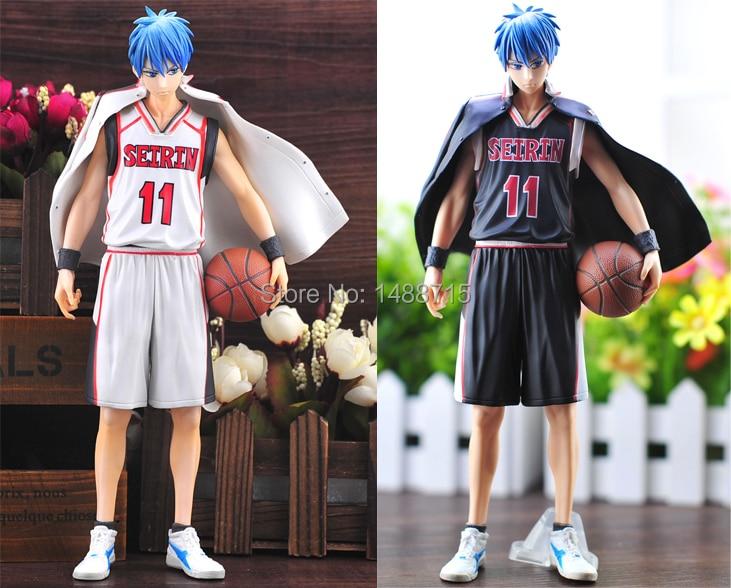 Hot Comic Anime The Basketball Which Kuroko Plays Seirin 11 # Kuroko Tetsuya Stand 10 Action Figure Toys