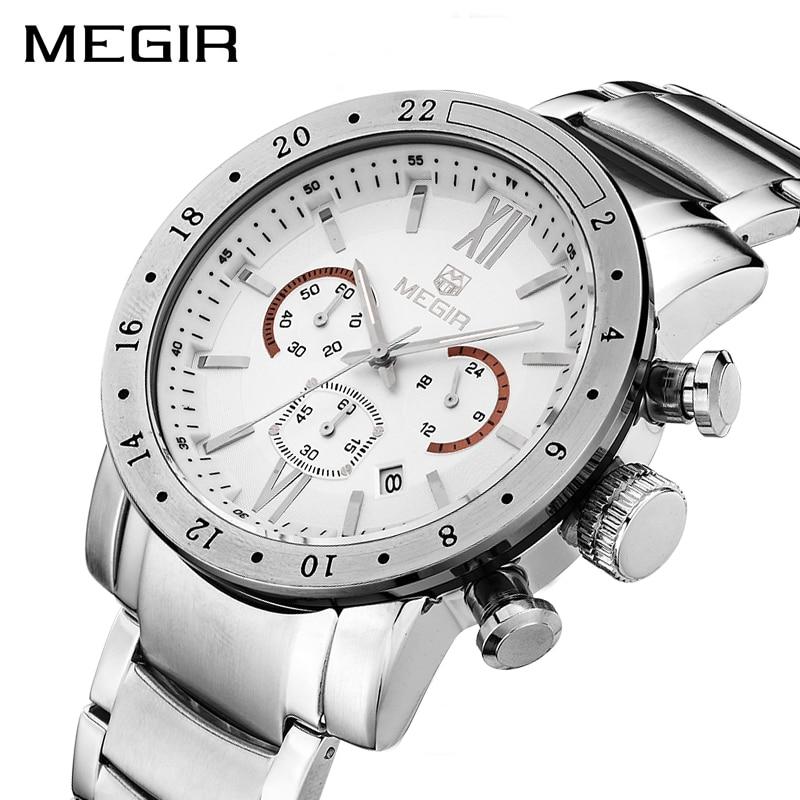 MEGIR Original Quartz Men Watch