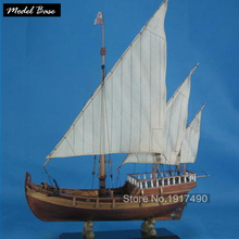 ship model kit Nina boat model packages Sailboat wooden-ship-models-kits