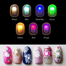 HobbyLane NFC Nail Art Tips DIY Stickers Women NFC