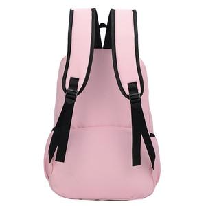 Image 4 - Preppy Style Fashion Women School Bag Brand Travel Backpack For Girls Teenagers Stylish Laptop Bag Rucksack girl schoolbag