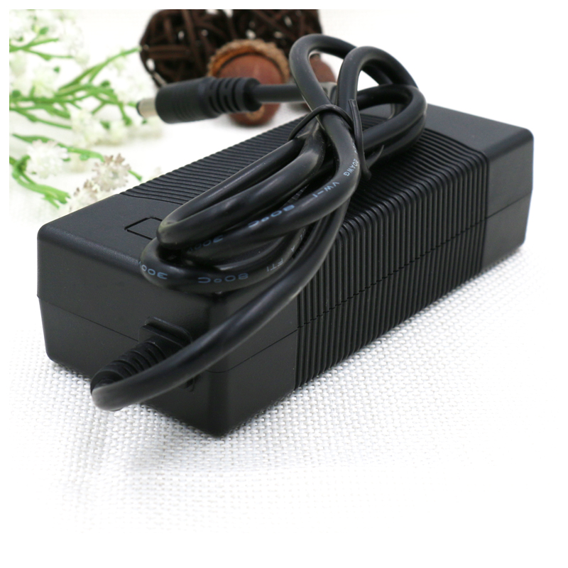 все цены на 10S 42V 2A 36V Lithium-ion battery pack charger Power Supply batterites AC 100-240V Converter Adapter EU/US/AU plug онлайн