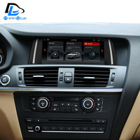 android 8.1 8 core radio navigation gps multimedia For BMW X3 X4 Series F25 2011 16 years CIC NBT system auto dvd player