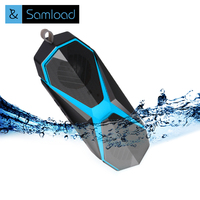 Samload Outdoor Portable Wireless Bluetooth Shower Speaker IPX7 Waterproof Mini Loudspeaker Bass Subwoofer For IPhone Xiaomi