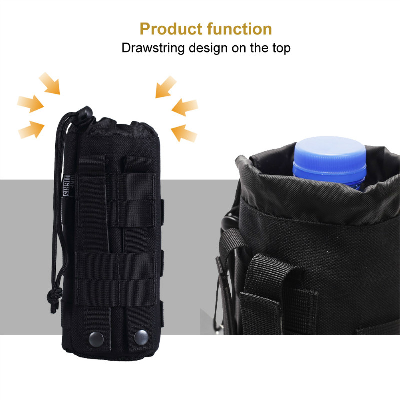 Aliexpress.com : Buy OneTigris Outdoor MOLLE Water Bottle Pouch ...