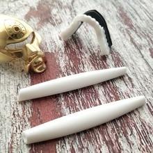 Glintbay Rubber Kit Earsocks & Nose Pads for-Oakley M Frame Heater/Sweep/Strike/Hybrid - White