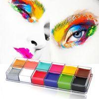 12 Kleur Oogschaduw Lip Palette Professionele Make Palet Professionele Make Palet Oogschaduw Make up Schaduwen Cosmetica Tool