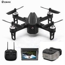 Eachine EX2mini бесщеточный 5,8 Г FPV системы камера с углом режим Acro RC Drone Quadcopter RTF