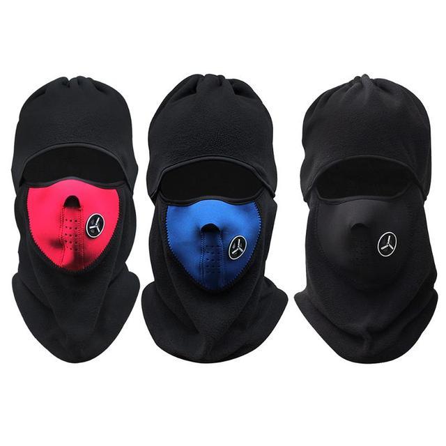 1 шт. зимняя Ветрозащитная маска для лица велосипедная кепка спортивная  Лыжная Беговая шапка шарф спортивный 6cff0f67f04