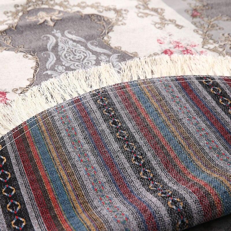 Coton doux gland maison tapis pour salon chambre enfant chambre décorer maison tapis plancher porte tapis Simple nordique zone tapis - 4