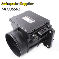 Md336501 medidores de fluxo de ar e5t08171 sensores maf para mitsubishi pajero v73 outlander galant 2003 2000