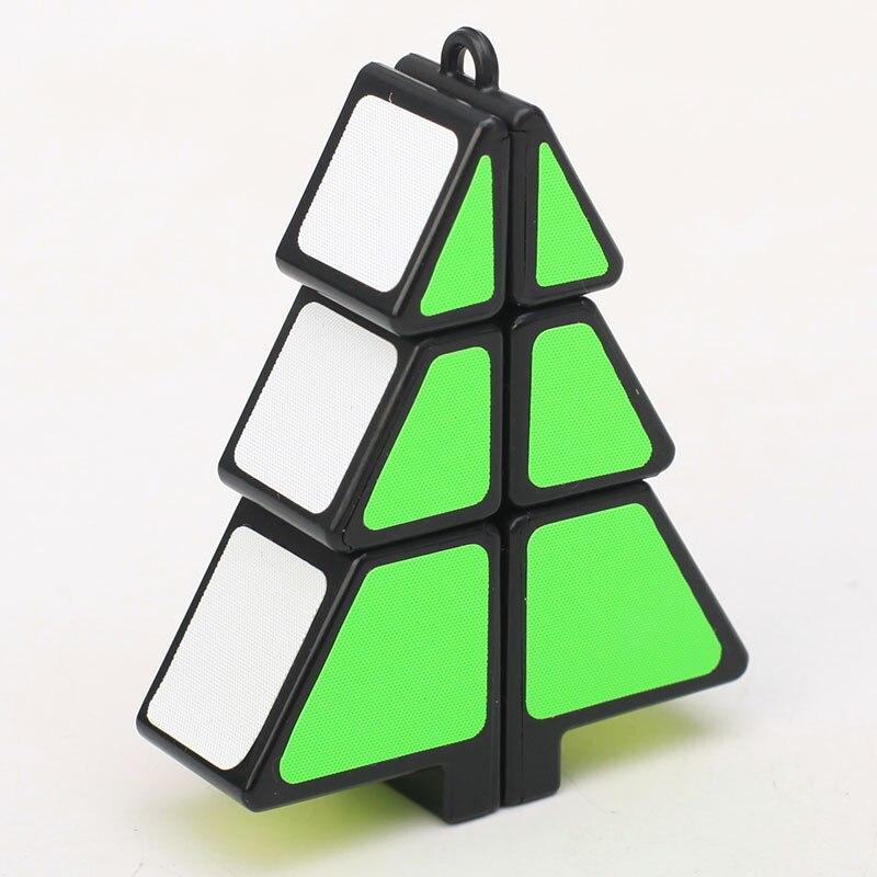 El más nuevo ZCUBE 1x2x3 Árbol de Navidad en forma de Cubo Mágico - Juegos y rompecabezas - foto 2