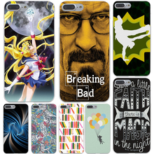 Breaking Bad Chemistry Hard Transparent Case Cover for iPhone 7 7 Plus 6 6S Plus 5 5S SE 5C 4 4S