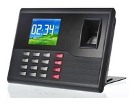 A C121 Fingerprint Time Attendance With RFID Card Reader High Speed TCP IP USB Communication Time