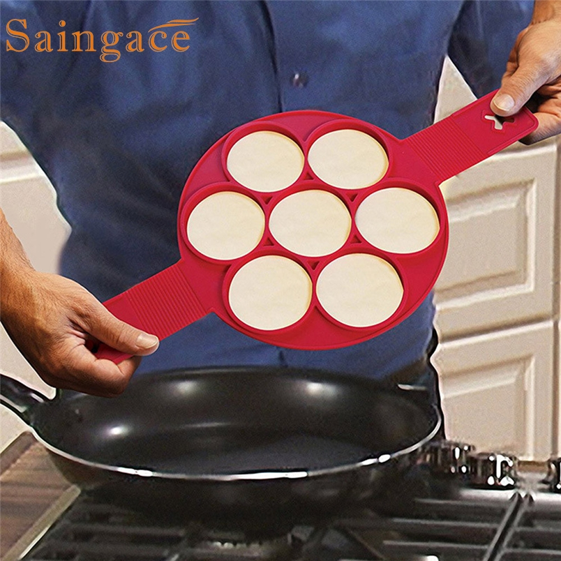 Art-House Store Saingace Pancake Maker Fantastic Fast  Easy Way to Make Perfect Panicakes 2017 New hot Product*20 GIFT Drop shipping