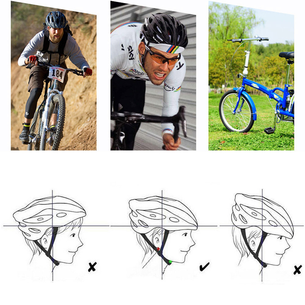 Helmet Cycling-Skate Mountain-Bike Carbon-Bicycle CE 21-Ventilation-Holes Safety-Certification