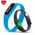 New Heart Rate Bracelet C6 Sleep Fitness Tracker Passometer Smartband JW86 For IOS Android Wristband PK Mi Band 2 Smart Band