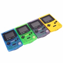 For Nintendo GBC for GB Boy Colour Touch Handheld Game Console Cartridges Backlight Handheld Game player