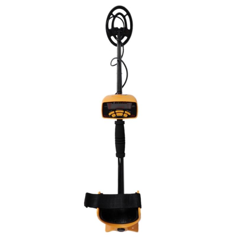 Professional Underground Metal Detector MD6250 High Sensitivity Treasure Hunter