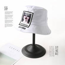 harajuku Bucket Hat Women Outdoor Sports Hip Hop Cap Man Summer Sun Panama Cotton Fishing chapeu pescador Cool Girl