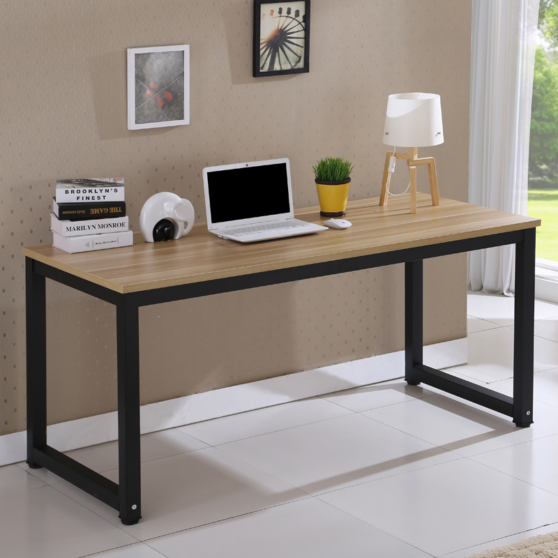 Table Cheap Simple Desktop Computer Desk Wood Furniture Minimalist New In  Computer Desks From Furniture On Aliexpress.com | Alibaba Group