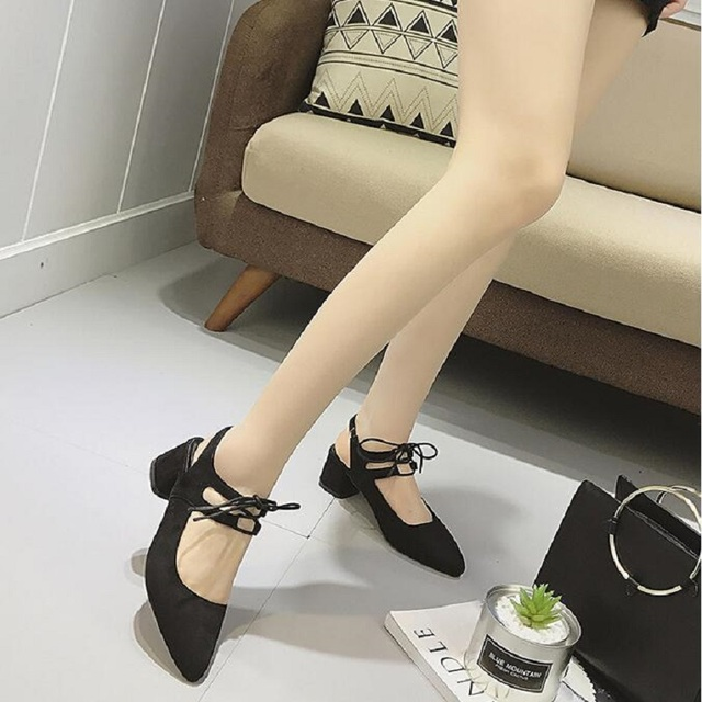 85bd145cd5d Chiara Ferragni Slippers Women Embroidered Ribbon Sandals Pointed Toe Flat  Kitten Heel Slingback Pumps Wedding Shoes Bowtie