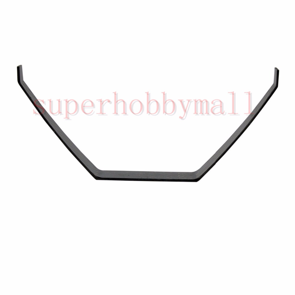 1PC YAK 50E Carbon Fiber Landing Gear For Electric RC Airplane 65*273*150*25mm