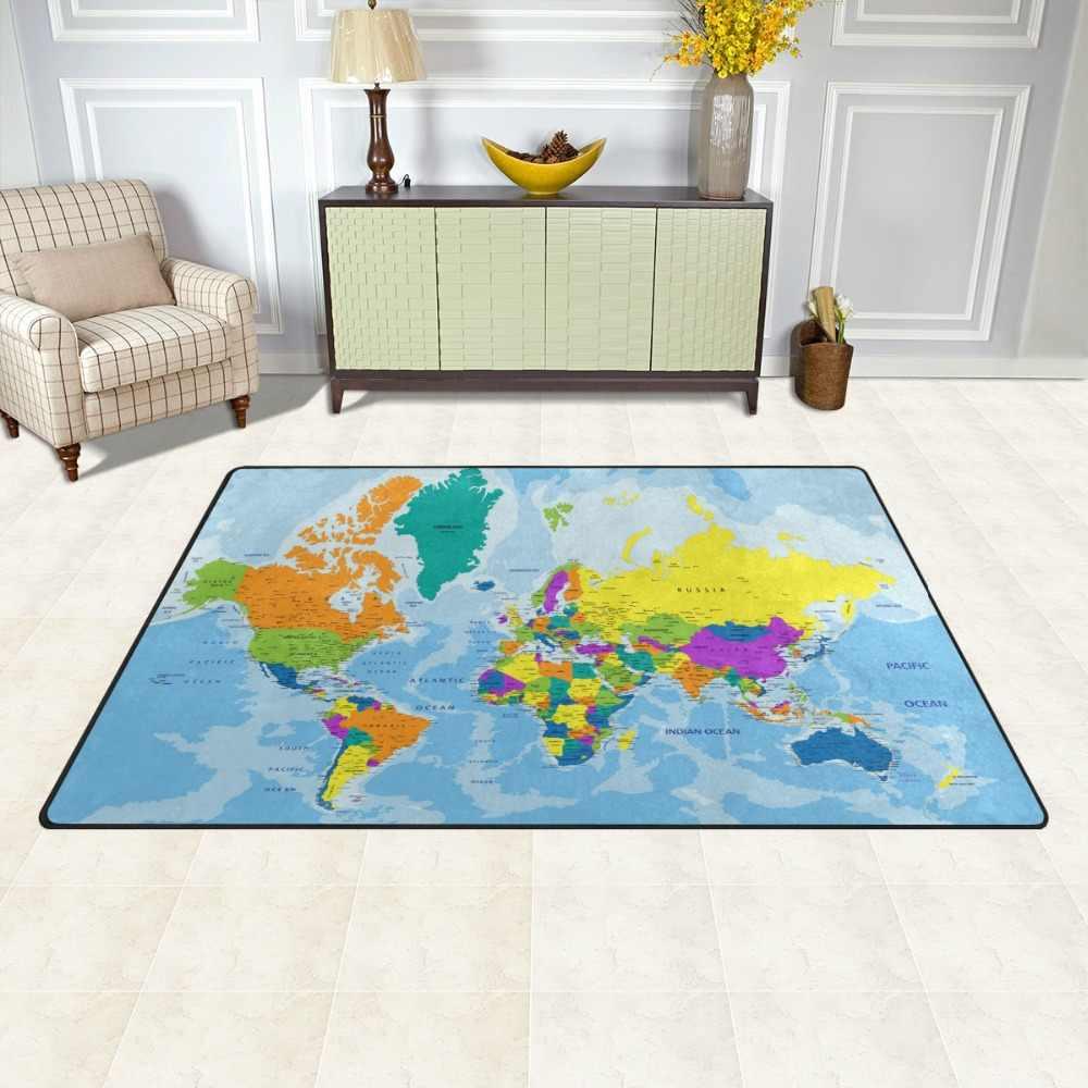 карта с картинками ковров уже давно